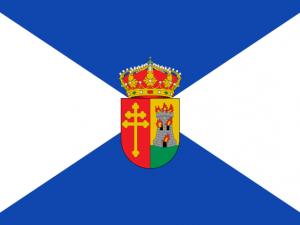 Bandera Velilla de San Antonio