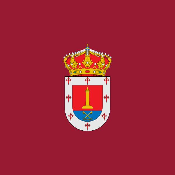 Bandera Villalar de los Comuneros