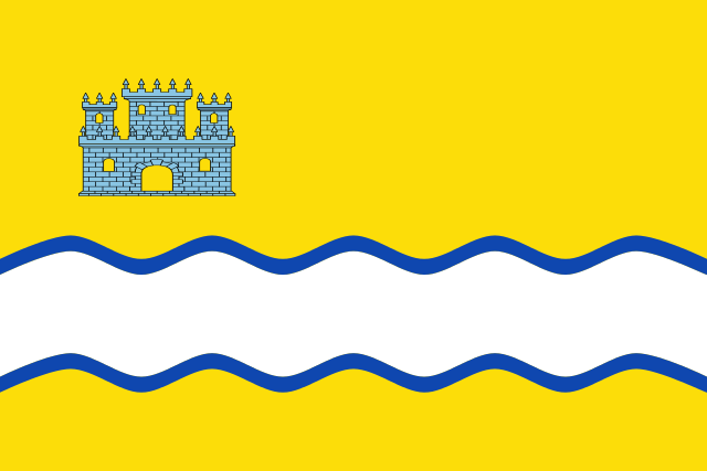 Bandera Villalonga de Ter