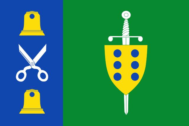 Bandera Villanueva de Gómez