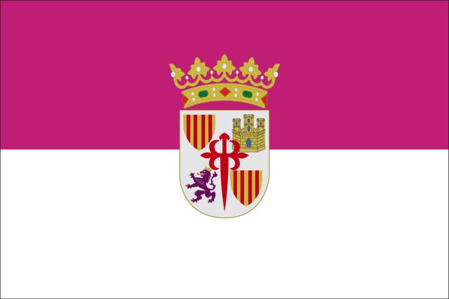 Bandera Villanueva de los Infantes