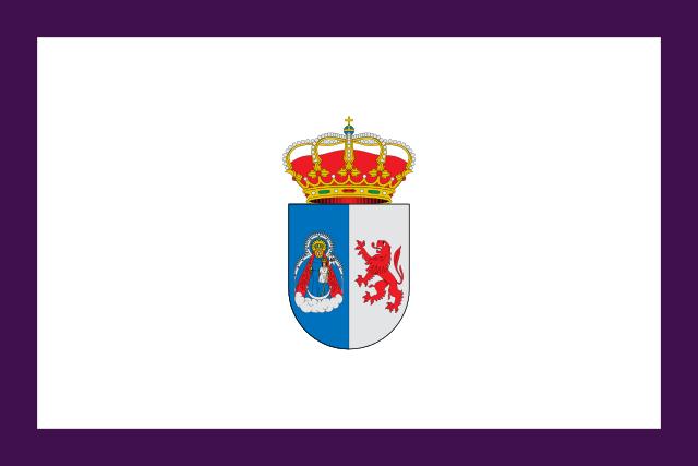 Bandera Villanueva del Arzobispo