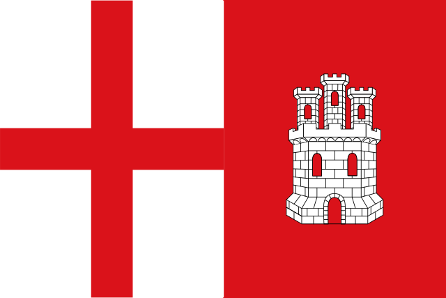Bandera Villaornate y Castro