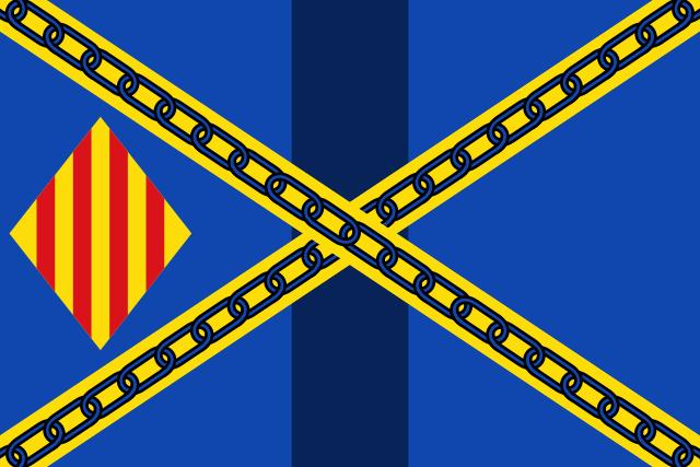 Bandera Villar de los Navarros