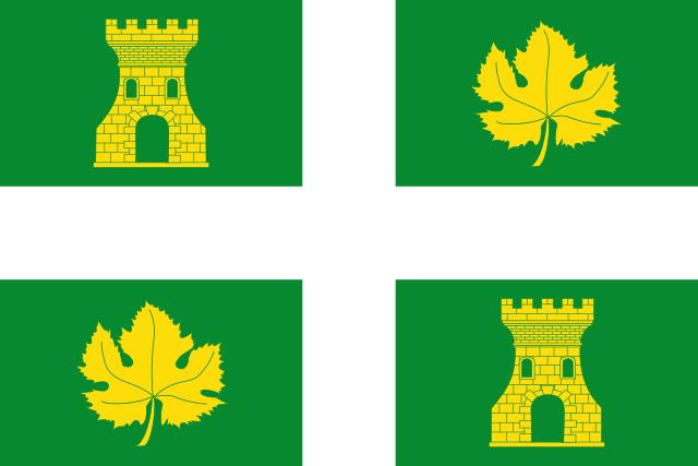 Bandera Villaverde de Medina