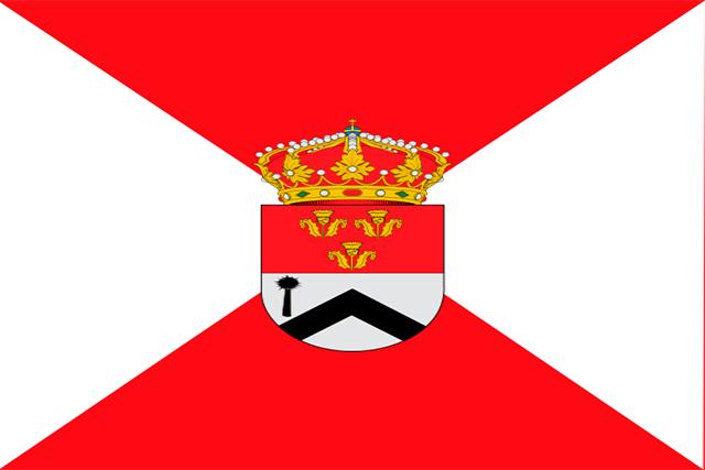 Bandera Aldeaseca de la Frontera