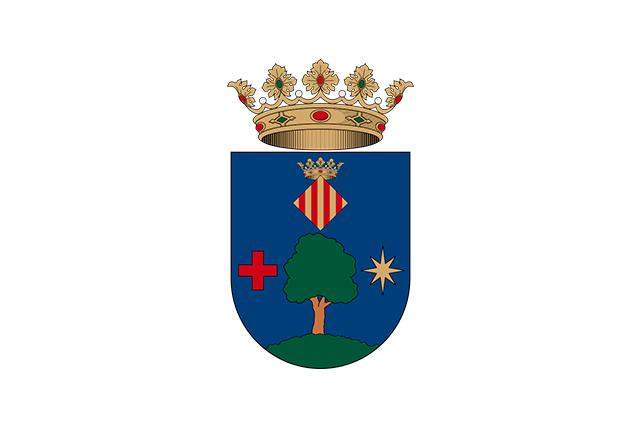 Bandera Alfafara