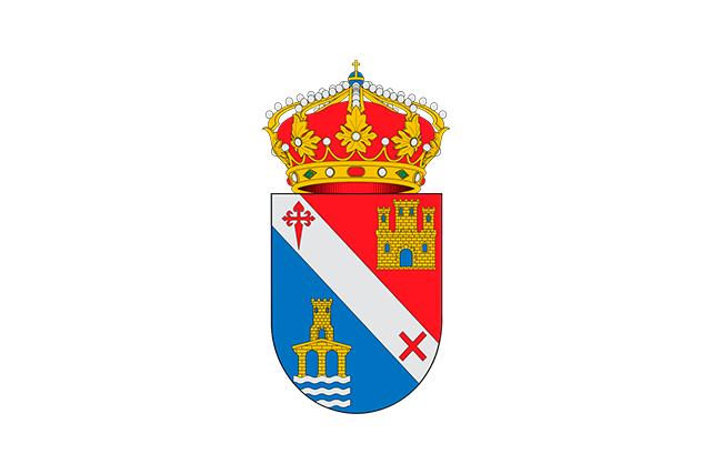 Bandera Aljucén