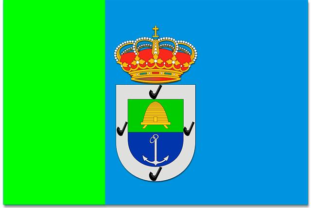 Bandera Arico