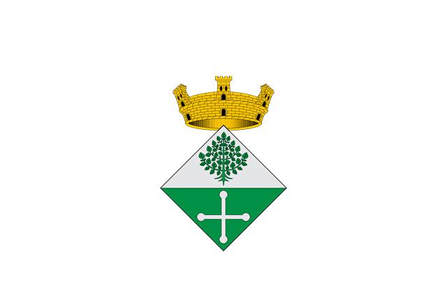 Bandera Avellanes i Santa Linya, Les