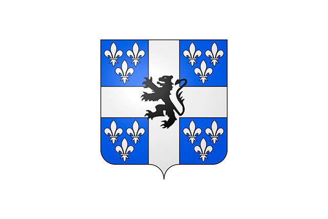 Bandera Baillet-en-France