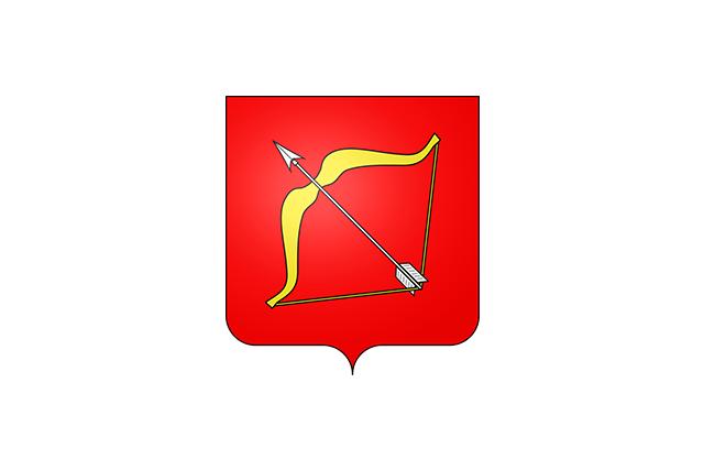 Bandera Bligny-sur-Ouche