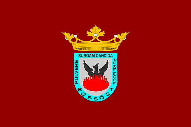 Bandera Bossòst