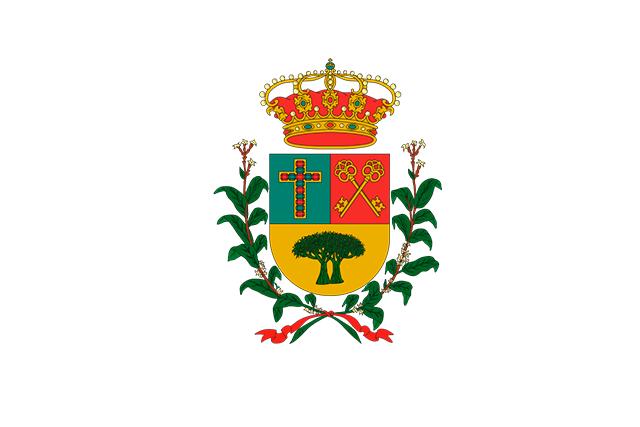 Bandera Breña Alta
