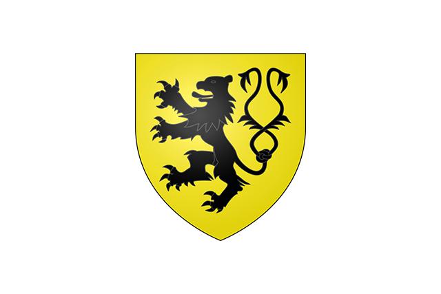 Bandera Bruyères-le-Châtel