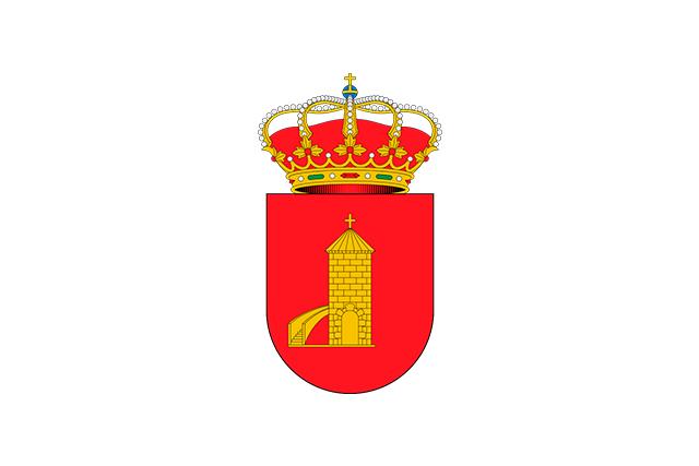 Bandera Cabañes de Esgueva