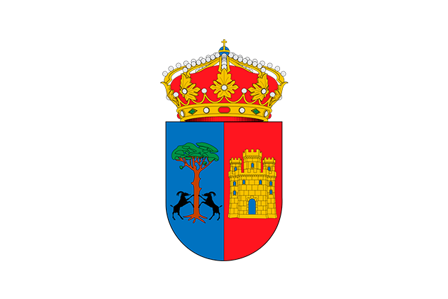 Bandera Cabrejas del Pinar
