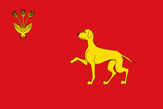 Bandera Calaf