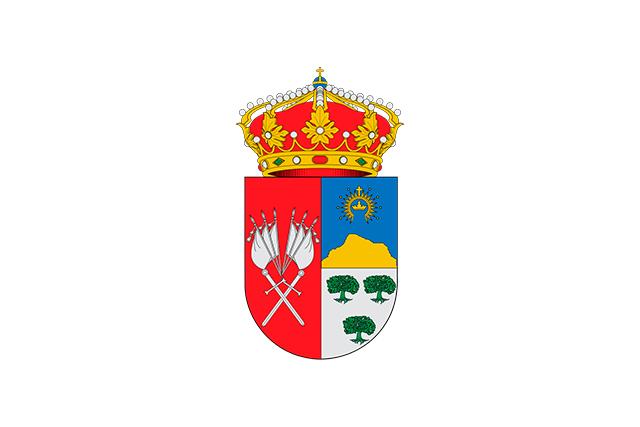 Bandera Calvarrasa de Arriba