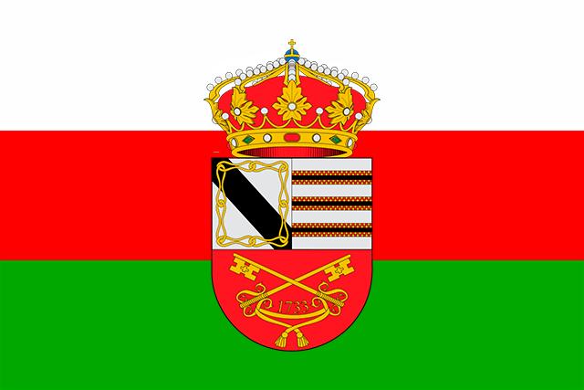 Bandera Casas de Don Pedro