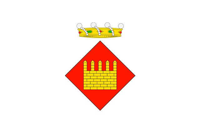 Bandera Castell de Mur