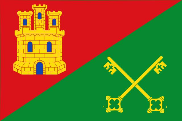 Bandera Castellanos de Castro