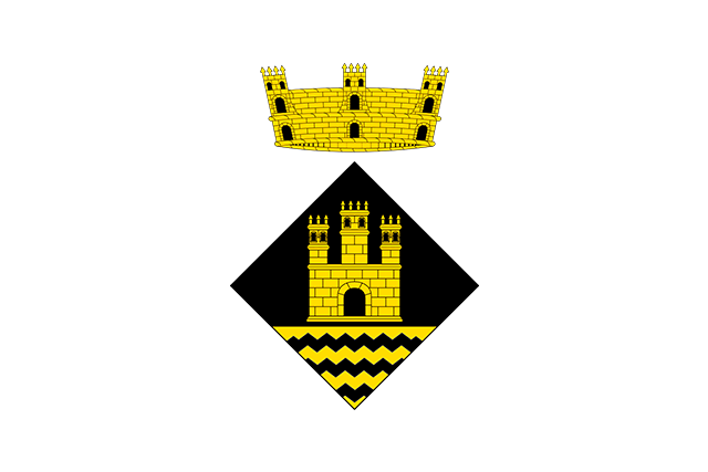 Bandera Castellnou de Seana