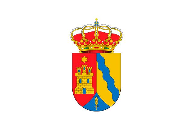 Bandera Castrillo de Riopisuerga
