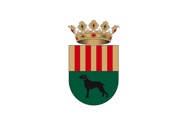 Bandera Catí