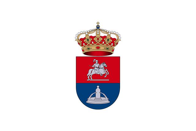 Bandera Caudete de las Fuentes