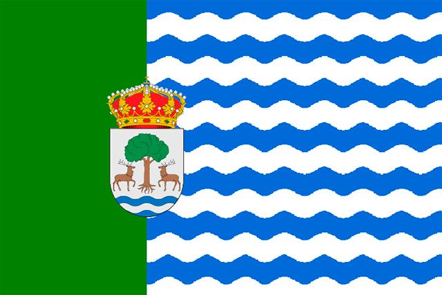 Bandera Cervera de los Montes