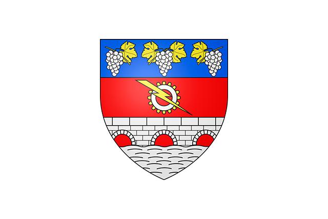 Bandera Champagne-sur-Seine