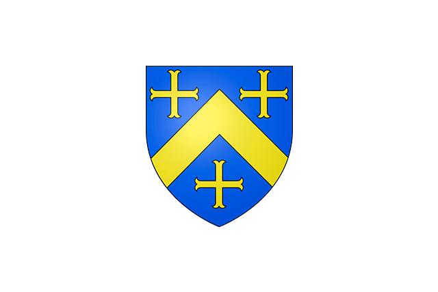 Bandera Château-sur-Epte