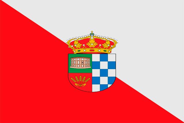Bandera Coca de Alba