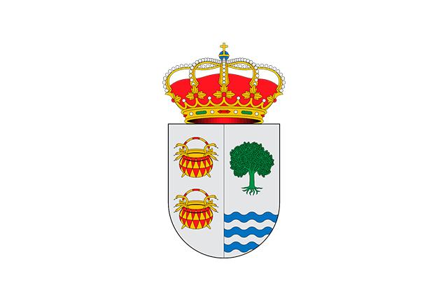 Bandera Cogollos de Guadix