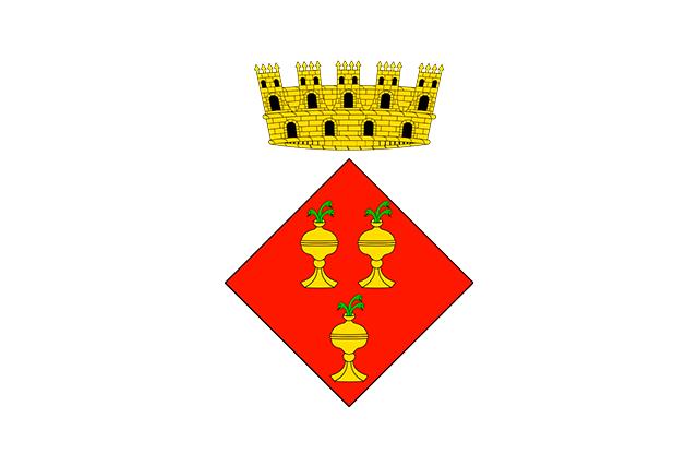 Bandera Copons