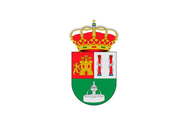 Bandera Cuacos de Yuste