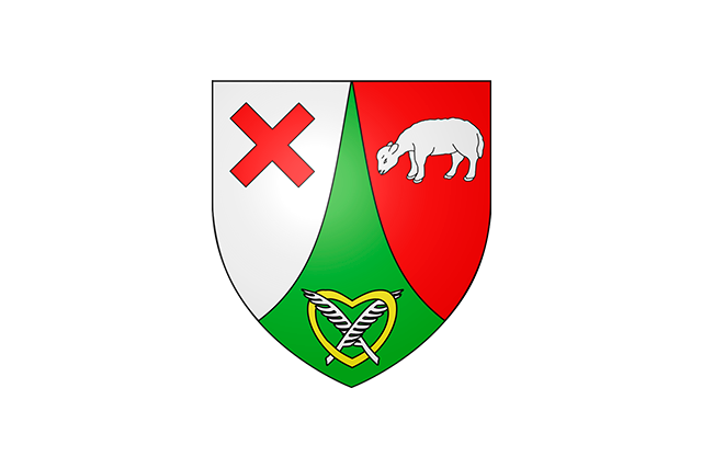 Bandera Dampvalley-Saint-Pancras