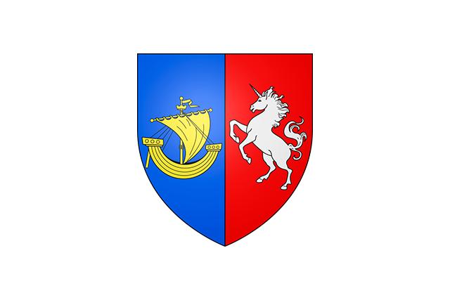 Bandera Équemauville