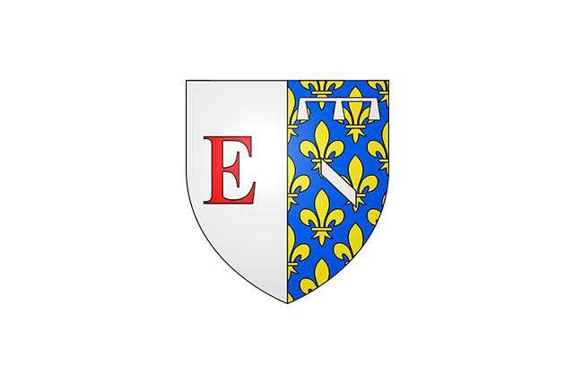 Bandera Étrépagny