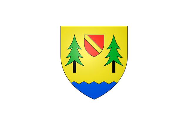 Bandera Frasne
