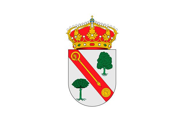 Bandera Fresno de Rodilla