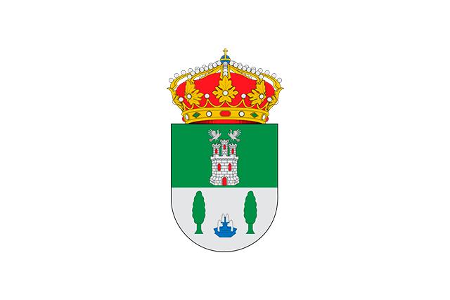 Bandera Fuente-Álamo