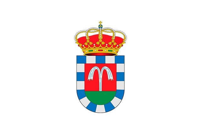 Bandera Fuentes de Año