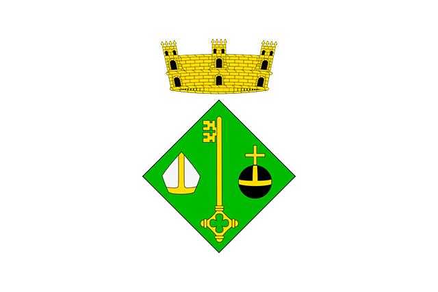 Bandera Gavet de la Conca