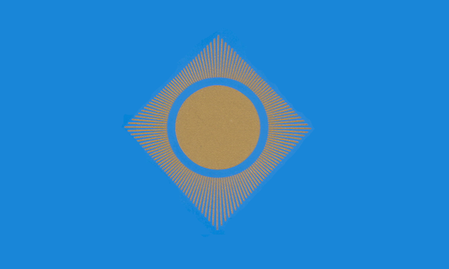 Bandera Iruña Oka/Iruña de Oca
