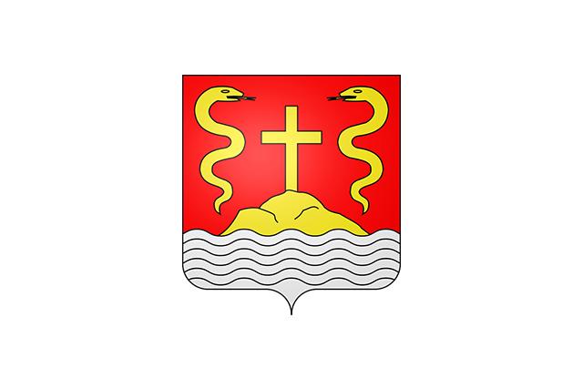 Bandera Isles-les-Meldeuses