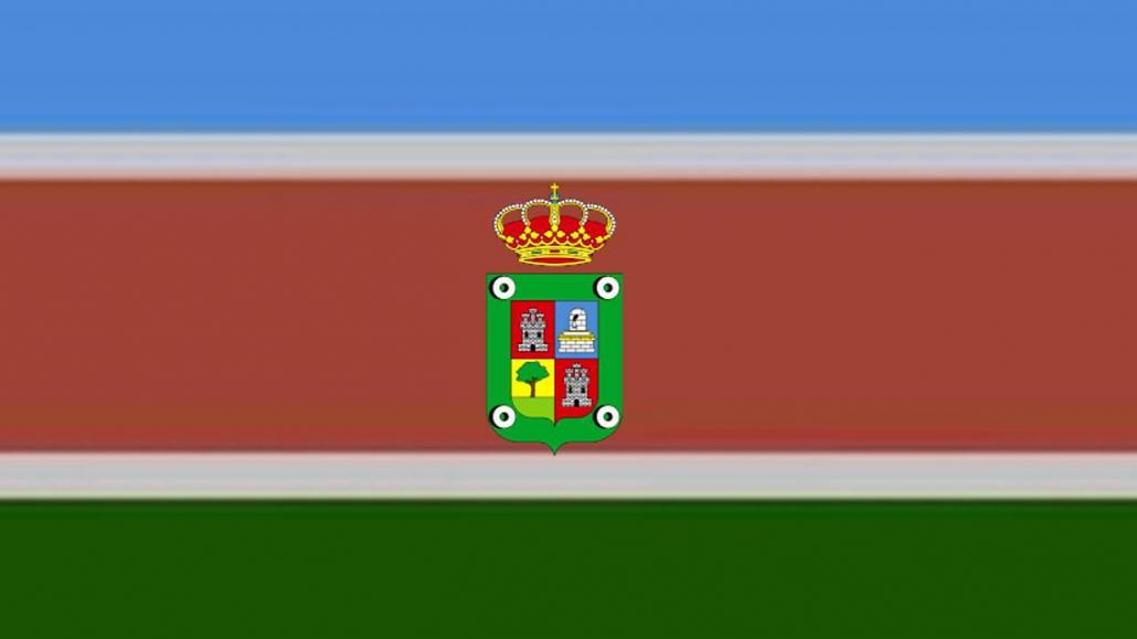 Bandera Júzcar