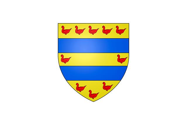Bandera La Haye-Pesnel