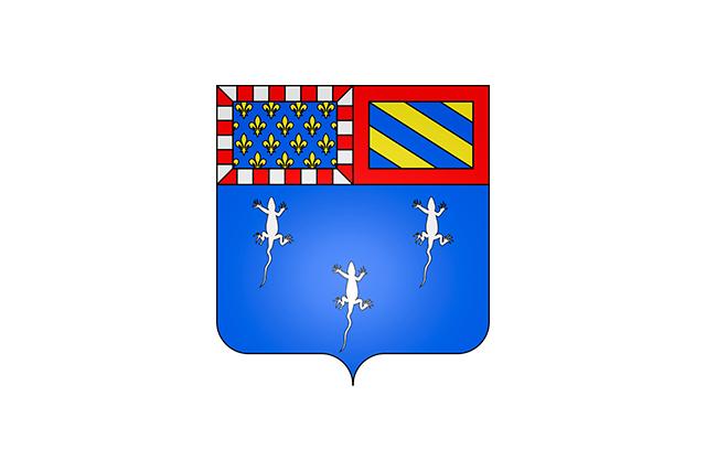 Bandera Laperrière-sur-Saône